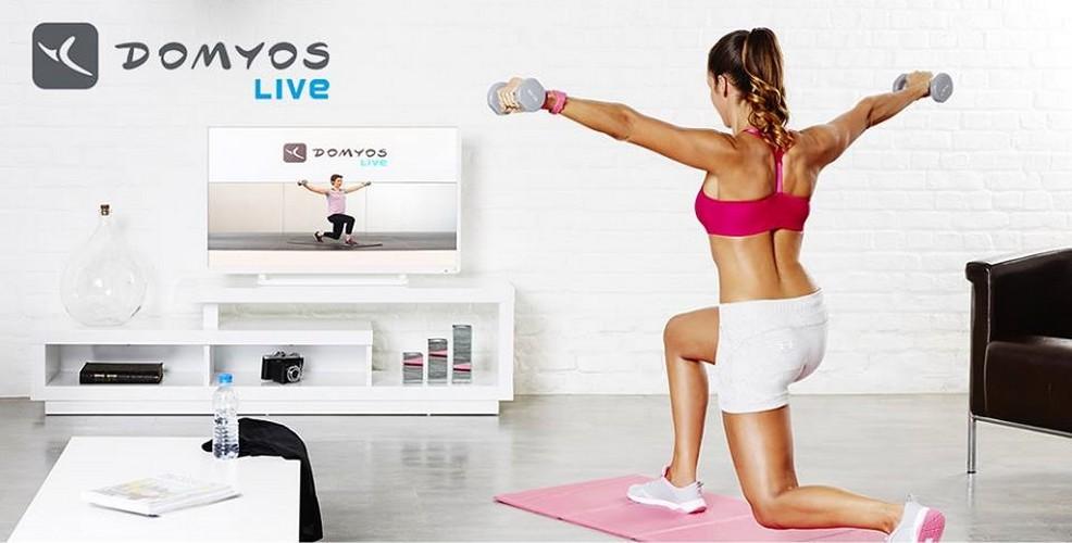 Domyos live gratuit