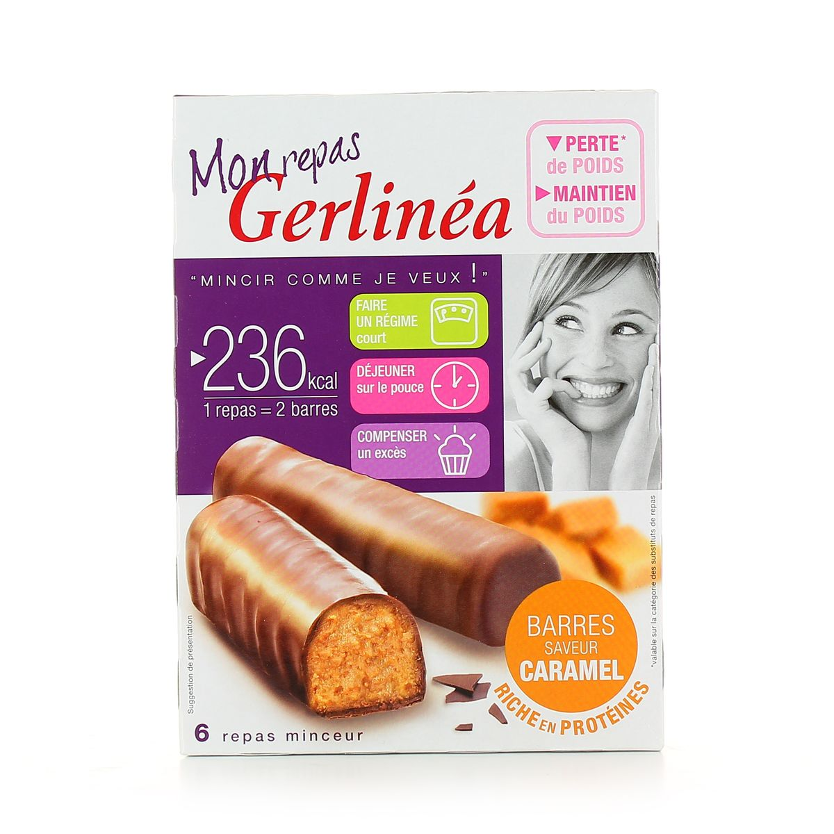 Mon repas Gerlinéa